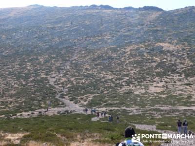 Travesía por la Sierra de la Maliciosa - Senderismo Madrid; amigos en madrid